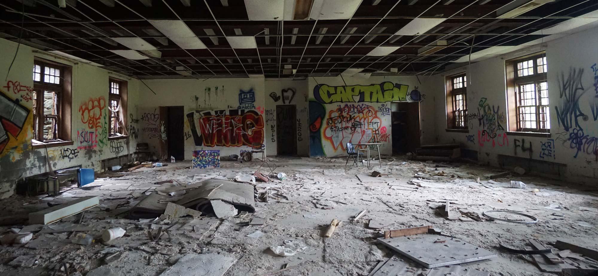 Liberty Landfill Construction & Demolition Disposal